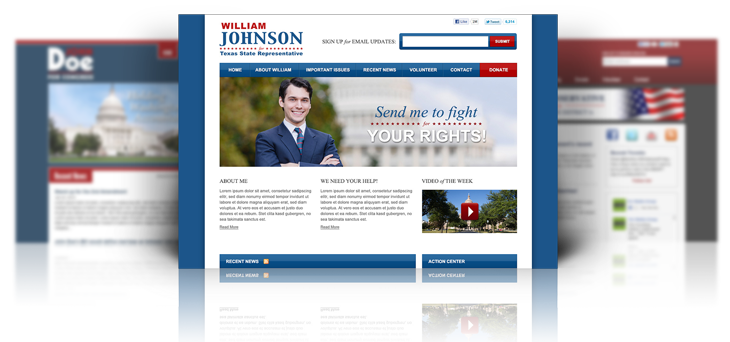 Website Templates | Campaign Innovations